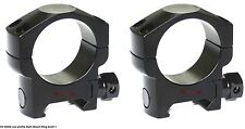 Vector Optics Tactical 30mm Low Weaver Mount Ring Fit Night Force Leupold Scope