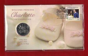 2015-Australia-PNC-Welcome-Princess-Charlotte-of-Cambridge-50c-Clearance-Price