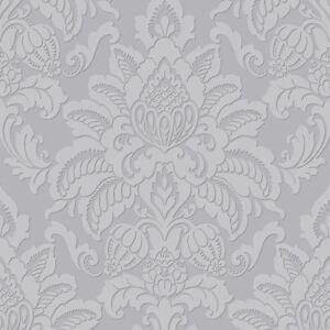 Metaux-Precieux-Scintillant-Damas-Platine-Peint-or-Argent-Arthouse-673203