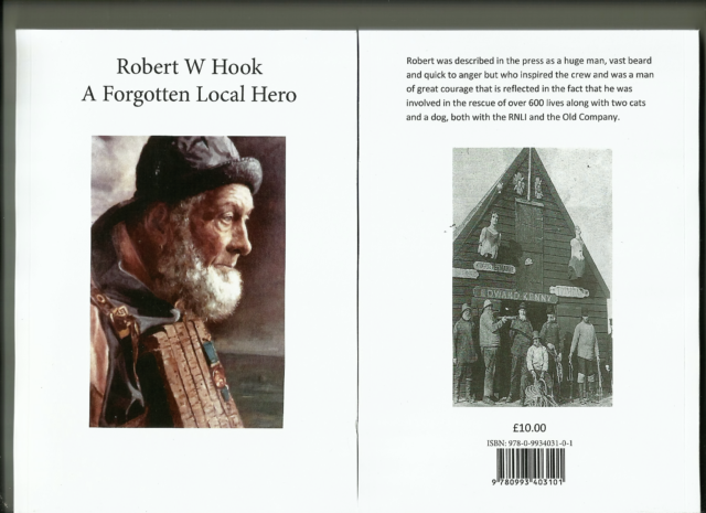 Lowestoft's Robert W Hook, A Forgotten Local Hero