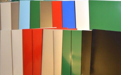 9//10 tarjeta de un solo pliegue Asst brillante espacios en blanco o 5 Estuches Y Blanco Env Sq 140mm Nuevo
