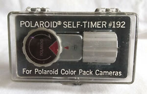 Vintage Polaroid Self-Timer No 192 Accessory For Color Pack Cameras