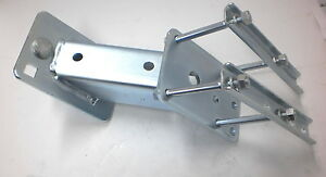 Fulton-Zinc-Plated-Bolt-On-Spare-Tire-Mount-Trailer-RV
