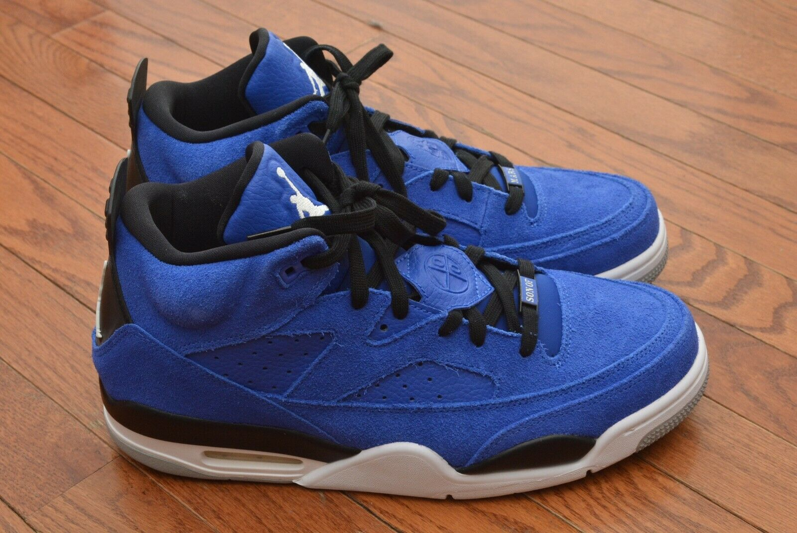 Jordan Son of Mars Low Hyper Royal 580603 401