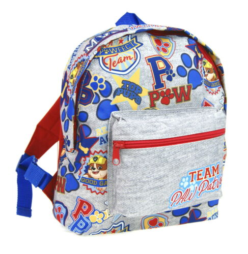 Paw Patrol Boys Roxy Backpack Chase Marshall Rucksack School Nursery Lunch Bag