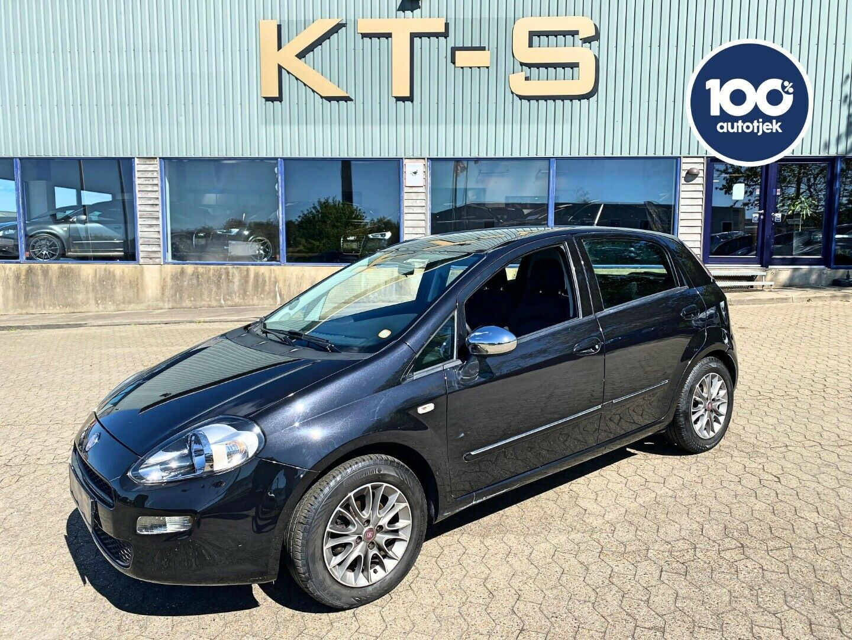 Fiat Punto 1,2 Pop 5d - 54.900 kr.