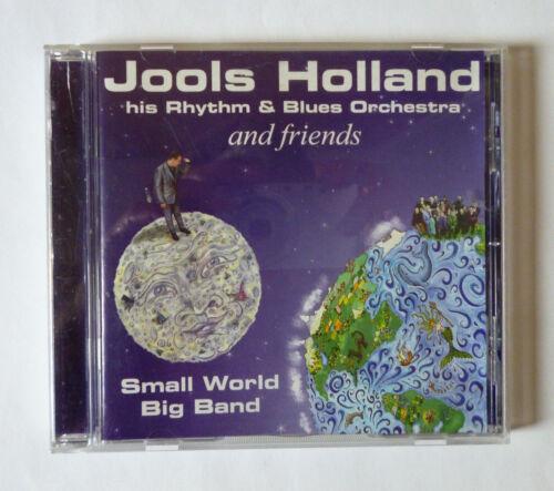 1 of 1 - JOOLS HOLLAND - HIS RHYTHM & BLUES ORCHESTRA AND FRIENDS 2001 CD - V.G.C.