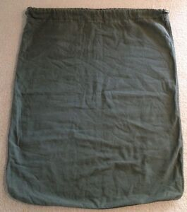 Image Is Loading Od Olive Drab Green Us Army Laundry Bag