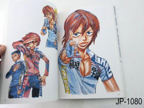 Yowamushi Pedal COLORS Japanese Artbook Fanbook Japan Book US Seller