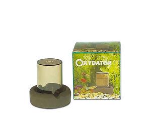 Schneidig Soechting Oxydator D Haustierbedarf Sauerstoff Für Aquarien Bis 100 Liter Zahlreich In Vielfalt