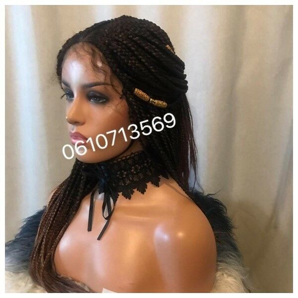 CORNROW LACE FRONT WIG 0610713569