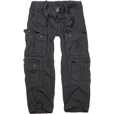 Men/'s Military SZ M camouflage pantalon cargo Véritable Cordon de Jambe Fermeture à bouton