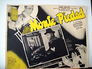 MONTE-DE-PIEDAD-JORGE-MISTRAL-1951-OPTIONAL-SET-MEXICAN-L