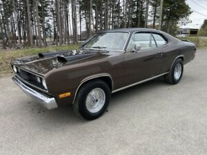 1972 Plymouth Duster Extra propre