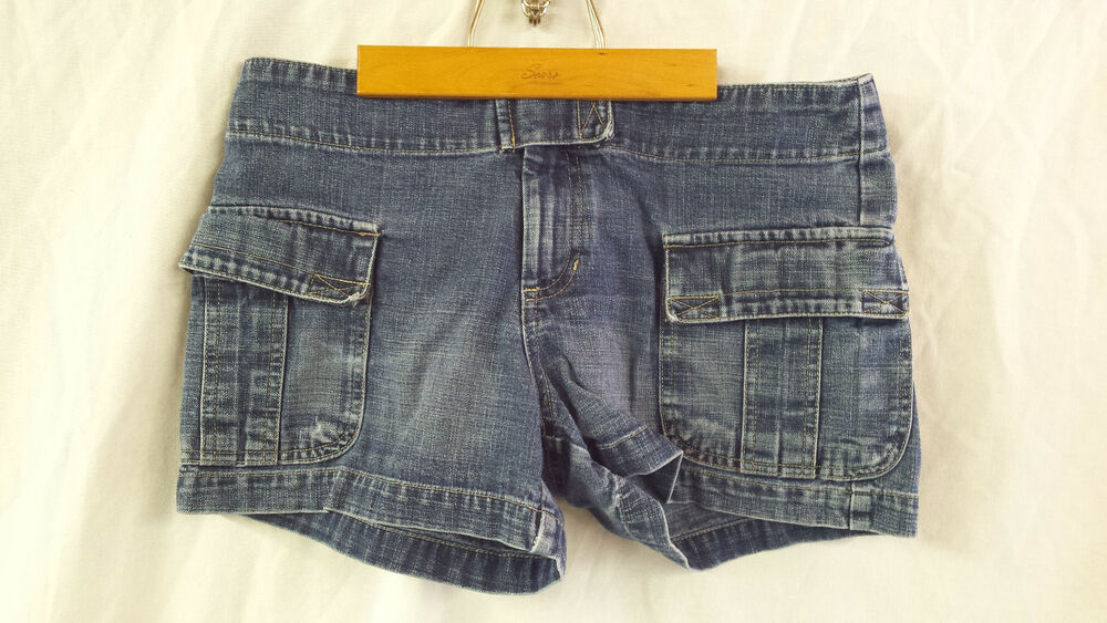 cheap Old navy Blue Jean Shorts Casual Women's Blue Size 8 ...