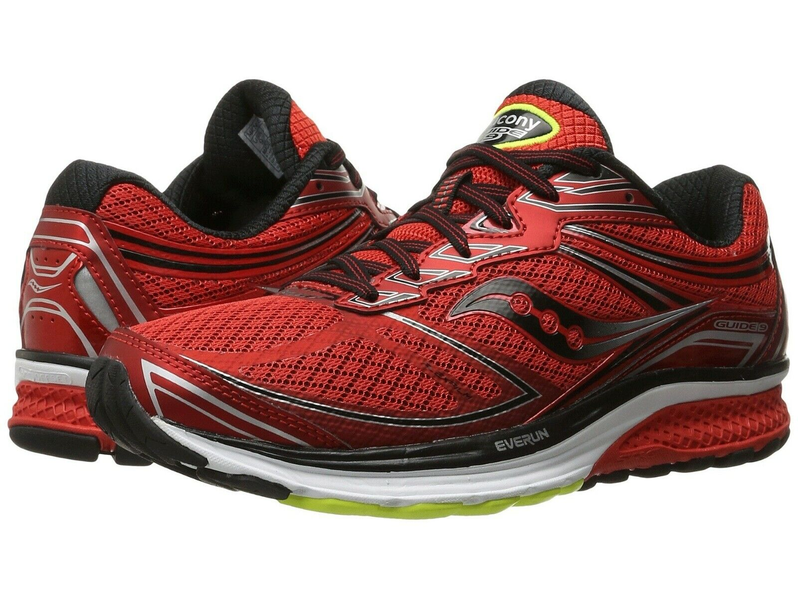 Saucony Men's Guide 9 Running shoes, S20295-6 ( Size 12.5 M )