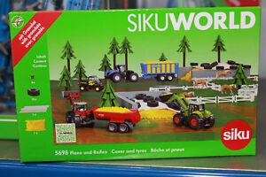 Siku-5698-Plane-und-Reifen-1-32-NEU-in-OVP