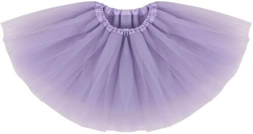 Tulle Tutu Skirt Princess Dressup Children Kid Girls Dancewear Party Costume