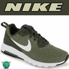 Nike Men Air Max Motion LW SE Shoe Olive Flak Sail 844836