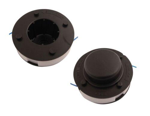 Fadenspule 1,5mm passend Ikra RT9107D Freischneider 2er Set