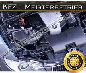 BMW-E81-E82-E87-E88-N47-118D-105kW-143PS-N47D20A-MOTORUBERHOLUNG-REPARATUR