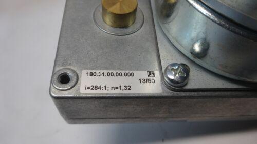 Hapero Schneckengetriebemotor 24V für Behälterschnecke 7001 Getriebemotor MOTOR