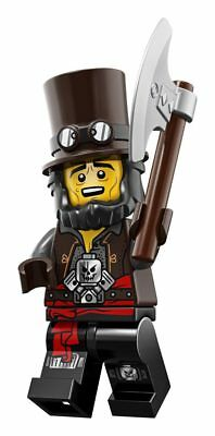The Lego Movie Series 2 Apocalypseburg Abe #13 Minifigure 71023 Apocalypse
