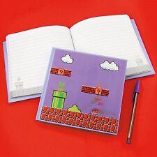 Super Mario Official 3D Motion Notebook Official Nintendo Retro Gaming
