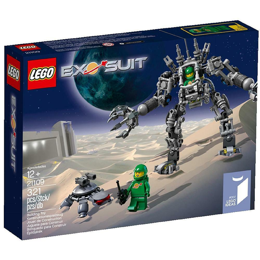 LEGO 21109 Ideas Exosuit New in Sealed Sealed Sealed Box - Free Priority Shipping   7d61de