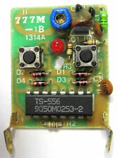 keyless remote control clicker BGAAV2TF ELVAL777A APS92BT2CL circuit board ONLY