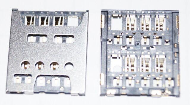 Original Sony xperia E4g E2006 SIM Card Reader