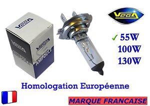 Ampoule-Halogene-VEGA-034-MAXI-034-Marque-Francaise-H7-55W-Auto-Moto-Phare-Avant