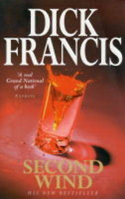 """AS NEW"" Second Wind, Francis, Dick, Book"