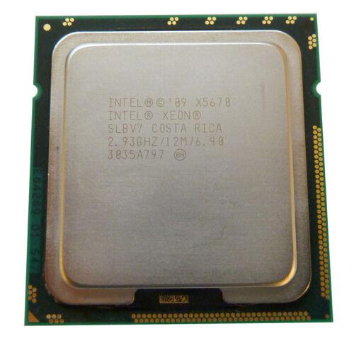 Intel Xeon X5650 X5660 X5670 X5675 X5680 X5690 LGA1366 CPU Processor