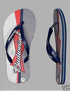 8fa4e6a3befe Mens Budweisert Sandals Flip Flop Bud Men s Sizes Beach Sandals 2 ...