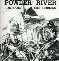 Skip Gorman, Ron Kane & Skip Gorman - Powder River [new Cd] on Sale