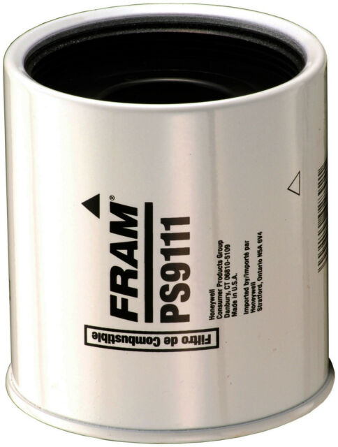 Lot of 6 Fuel Filter Fram PS9111 For FORD F650,F750,STERLING