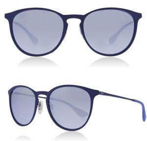 f655603cfb Image is loading NEW-Rayban-Sunglasses-Erika-Metal-RB3539-90221U-54-