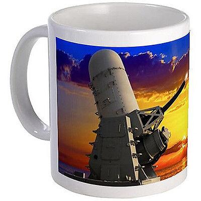 Close-In Weapon System CIWS Phalanx Mug C.I.W.S. SeaWiz Coffee Cup Navy Logos