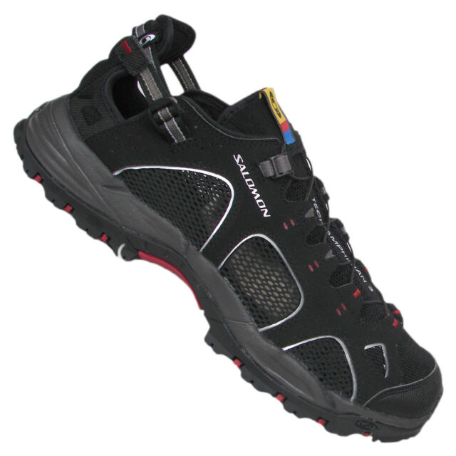 e84a81829833 Salomon Men s Techamphibian 3 Water Shoe 9 Black for sale online