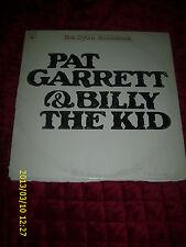 VINYL ALBUM LP PAT GARRETT & BILLY THE KID  BOB DYLAN SOUNDTRACK