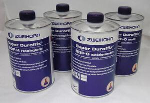 Super-Duroffix-SDF-9-Zweihorn-Moebellack-Nitrolack-seidenmatt-1-Liter