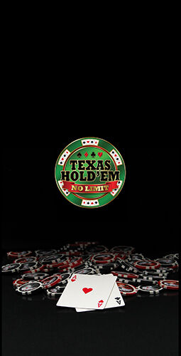 Texas Hold'em  Poker   Holdem Cards Themed Cornhole Board Prints   Wraps  exclusive designs