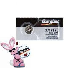 1 Energizer 371 370 SR920W SR920SW SILVER OXIDE battery