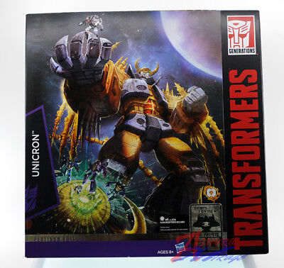 Takara Tomy Transformers Platinum Edition UNICRON Figure 30th Anniversary