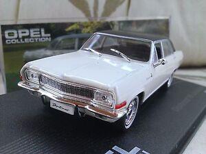 1964 1967 opel diplomat v8 limousine cream diecast model car 1 43 ixo ebay. Black Bedroom Furniture Sets. Home Design Ideas