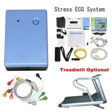 Wireless Stress Ecgekg Analysis Systemexercise Stress Ecg Test Software Conte