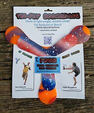 Tri-Fly Beginner Boomerangs! Backyard and bonus indoor boomerangs included!