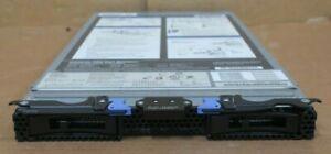 IBM-hs22-Blade-Server-7870-c6g-2x-Six-Core-x5675-3-06ghz-64gb-RAM-2x-2-5-034-Buchten