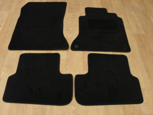 Fully Tailored Car Mats in Black 2014-on Mercedes GLA